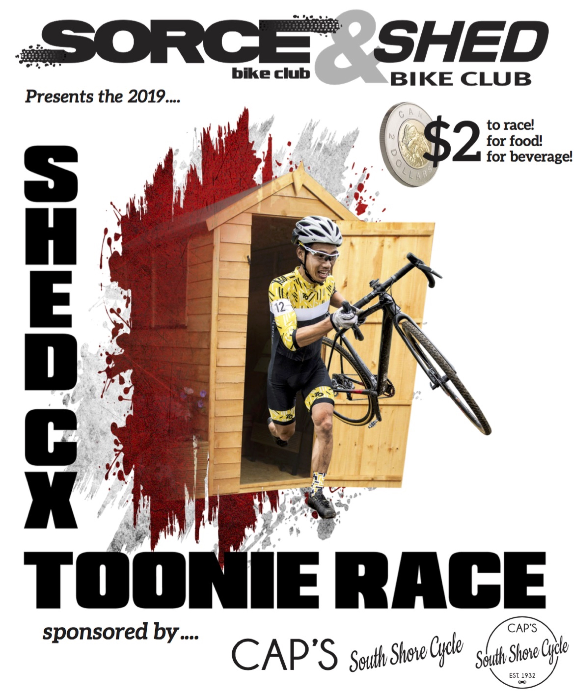 Shed CX 2019