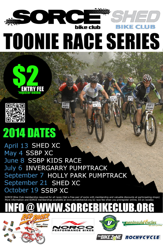 TWOONIE RACE 2014