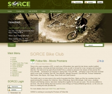 Old SORCE Website